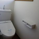 2階ウォシュレットトイレ