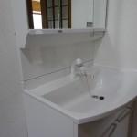 1階洗面台(風呂)
