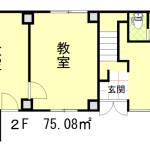2階間取図(間取)